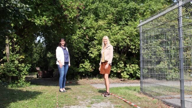 Andrea Reithmaier und Christina Reitmayer Alten- und Pflegeheims Haus Elisabeth