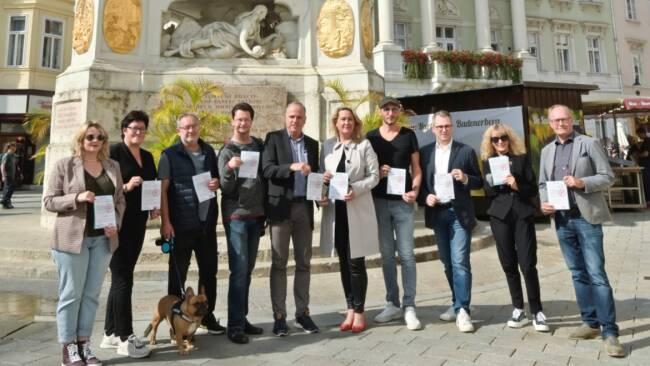 Wirtschaft startet Petition Baden