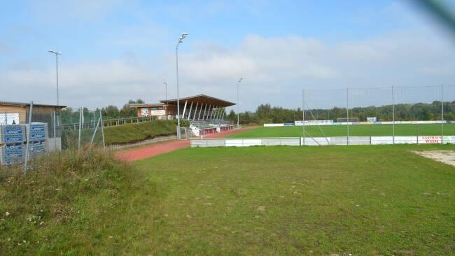 Fußballplatz in Laa