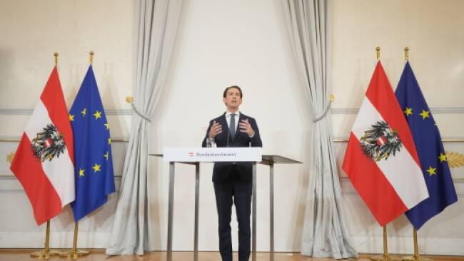 Regierungskrise - Kurz geht, Schallenberg kommt