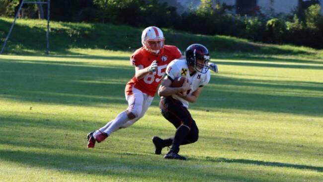 American Football, Div. IV - Versöhnlicher Abschluss für Klosterneuburg Broncos