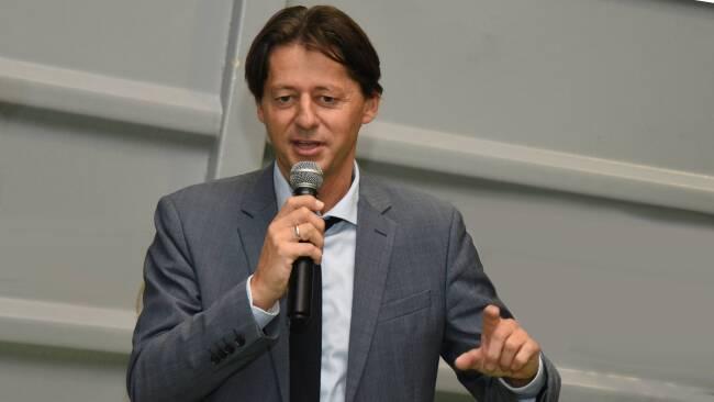 """Bezirkshauptmann Johann Seper hofft, Menschen verstärkt für eine Impfung animieren zu können."""""""