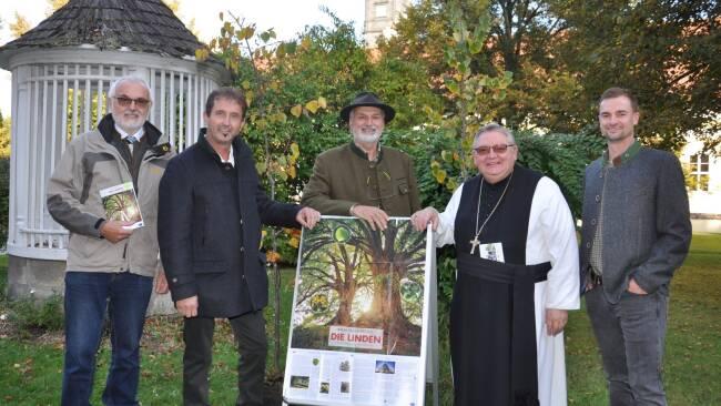 Zwettl -  Baum des Jahres: Alles Linde im Lindenhof