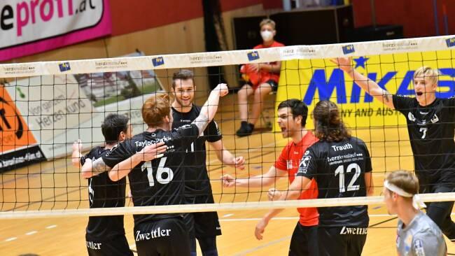 Austrian Volley League - URW Waldviertel: Sagenhafte Serie der Nordmänner
