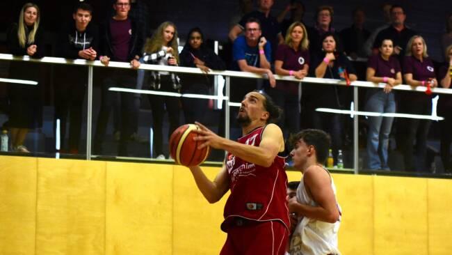 Basketball - Landesliga Herren: Starke Gmünder ohne Punkte