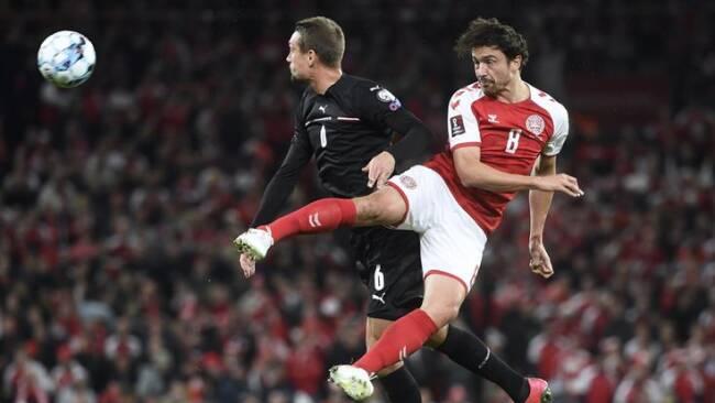 DEN - AUT 1:0 Österreich Nationalteam