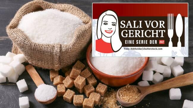 Sali vor Gericht - Ganz schön raffiniert - Zucker und seine Wirkung auf unseren Körper