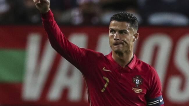 Auch Ronaldos Portugal ist ein möglicher Österreich-Gegner