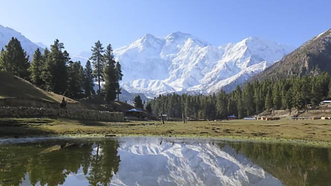 Nanga-Parbat-Expeditionen fanden Eingang in das Festivalprogramm