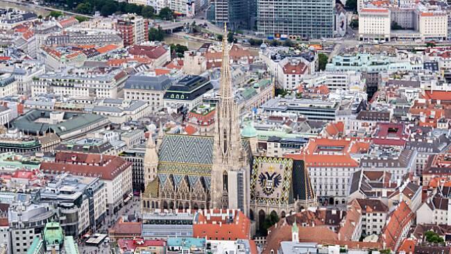 Wien wird zum Corona-Musterland