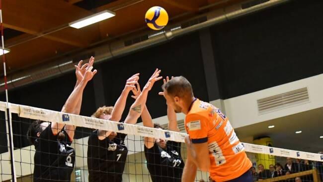 URW Waldviertel - ACH Volley Ljubljana 2021-10-13