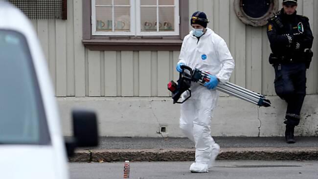 Bogenschütze tötete in norwegischer Kleinstadt mehrere Menschen