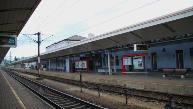 Bahnhof Amstetten