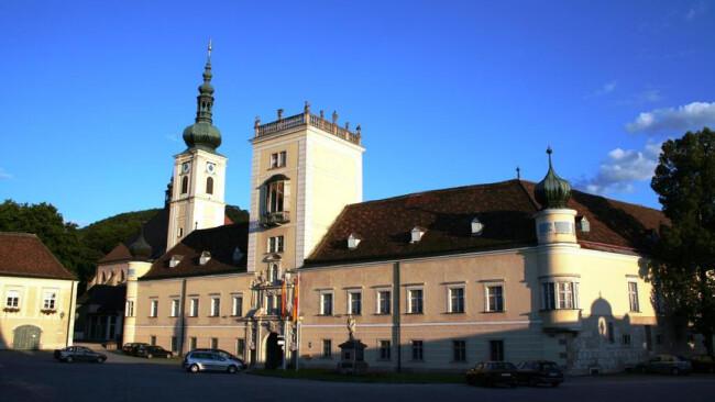 Stift Heiligenkreuz
