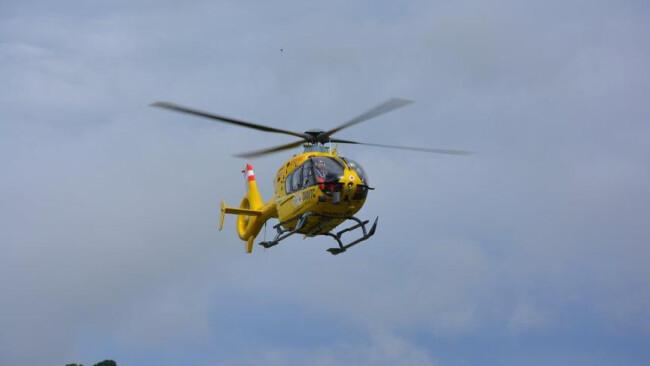 Rettung Notarzt Hubschrauber ÖAMTC
