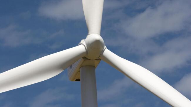 Rotoren eines Windgenerators