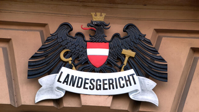 Landesgericht (Korneuburg, Niederösterreich) Gericht Justiz Verhandlung