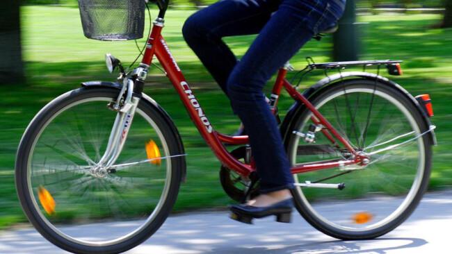 Fahrrad Radfahren Rad Radfahrer Bike Biker Radeln Radler