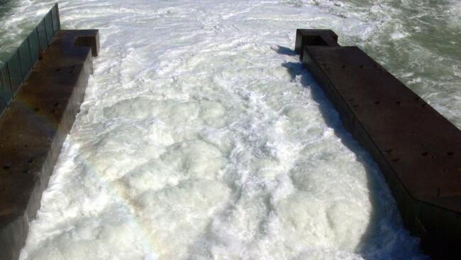 Wasserkraft Wasserkraftwerk Kraftwerk
