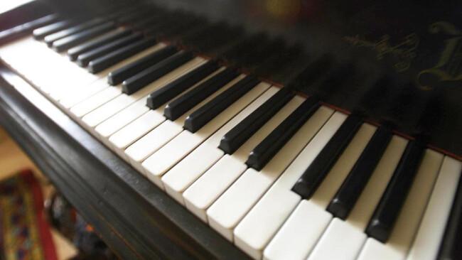 Klavier Konzert Musik
