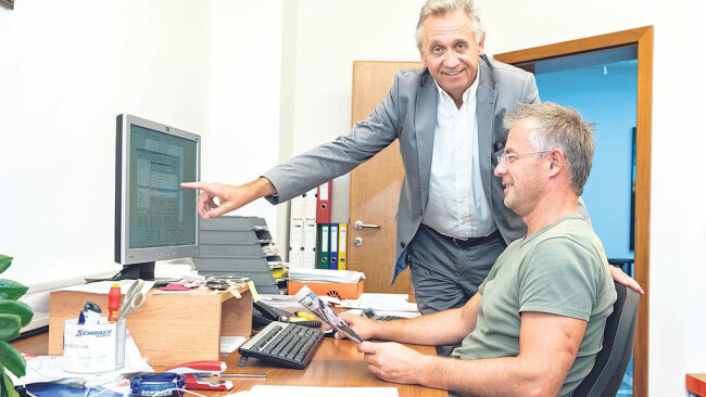 Alfons, Elktrotechnik, Erfolg