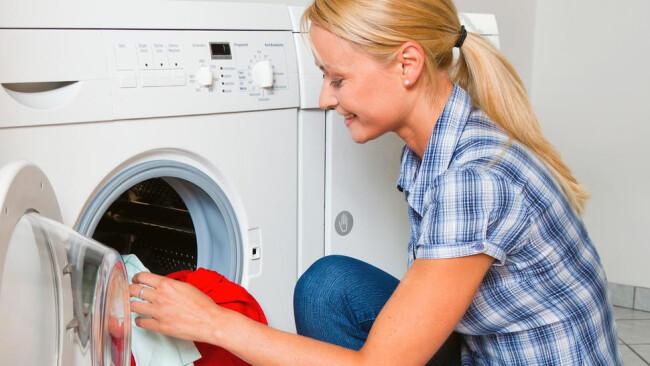 Waschmaschine Wäschetrockner Trockner