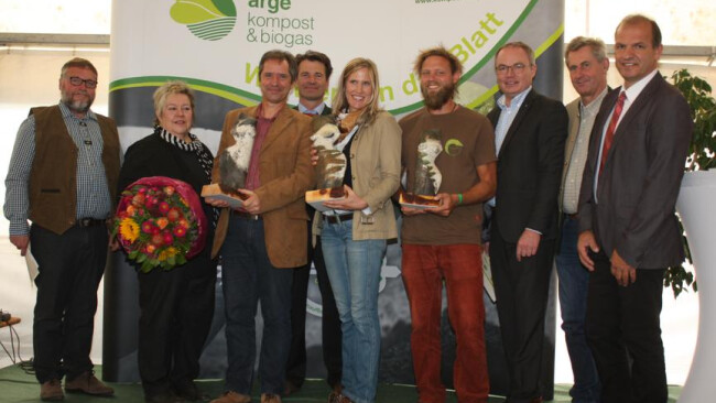 Kompost-Elite tagt in Münchendorf