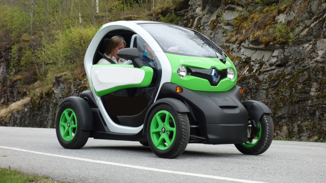E-Car Elektroauto