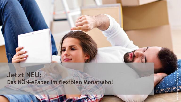 NÖN ePaper Monatsabo Sujet mobil