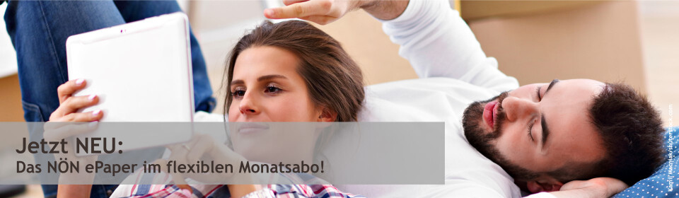 NÖN ePaper Monatsabo Sujet Desktop